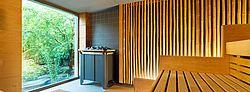 Bambus|Sauna